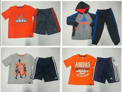 AU27.14 • Buy Adidas Kids Boys Size 5 Clothes Lot New With Tag
