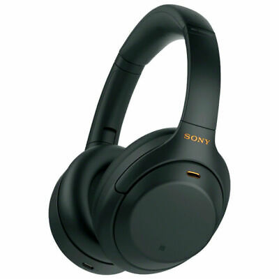 $ CDN498.99 • Buy Sony WH-1000XM4 Over The Ear Noise Cancelling Wireless Headphones - Black