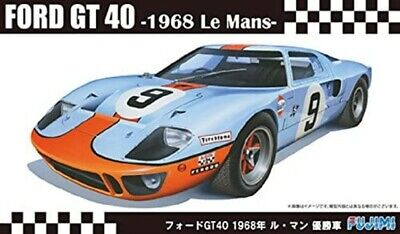 Fujimi RS-97 Ford GT40 1968 Le Mans  Winner 1/24 Scale Kit • 31.89£