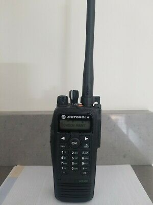 $275 • Buy Motorola XPR6550 VHF 136-174 Mhz.  Impres Charger, New Battery, Antenna And Clip