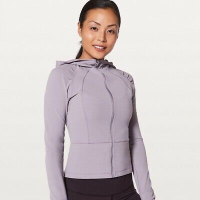 $ CDN36.99 • Buy Lululemon, NWOT, Move With Ease Jacket, Dusty Dawn, Size 4