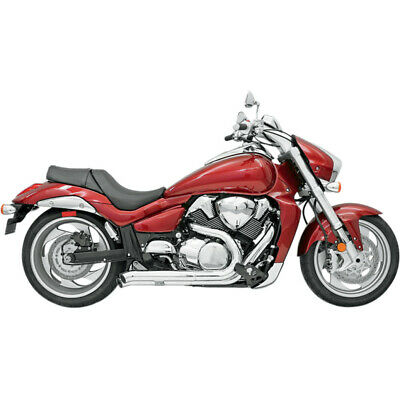 $749.95 • Buy Bassani Xhaust Pro Street Turn Out Exhaust - Chrome - M109R | SM9-3TO