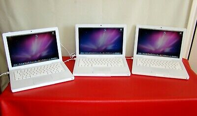 $ CDN297.33 • Buy Lot Of 3 Apple MacBook A1181 2.1Ghz 1GB 120GB HD 13.3  OSX 10.6.8 NO AC Adap #2