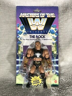 $24.99 • Buy The Rock Masters Of The WWE Universe.   Dwayne Johnson New