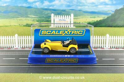 Scalextric C3425 Caterham 7 Collector Centre 1/1500. Brand New Unrun Mint Boxed • 33.95£