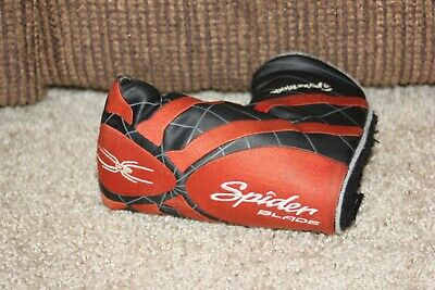 £4.92 • Buy TaylorMade Golf Spider Blade Putter Head Cover USED