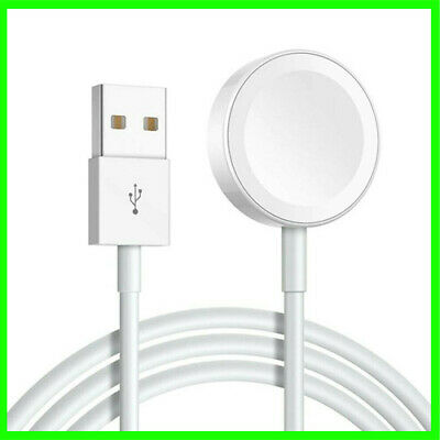 $ CDN10.19 • Buy Charger For Apple Watch IWatch 5/4/3/2/1 Magnetic Cable Charging Dock Original