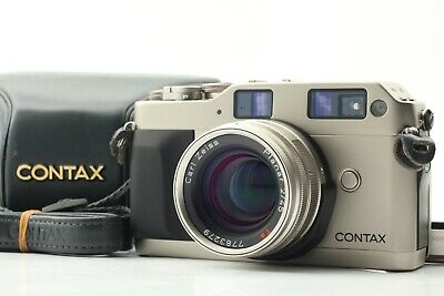 $ CDN974.81 • Buy 【Top Mint】 Contax G1 Green Label+45 Mm F2+Data Back GD-1+Case+Strap From Japan