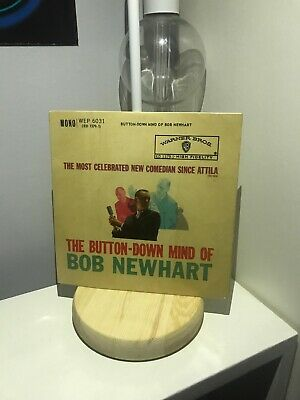 Bob Newhart 7  Single - The Button Down Mind Of Bob Newhart • 1.50£