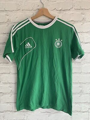 West Germany Adidas Originals Away Football Shirt Der Bomber Size: Adults Large • 10£