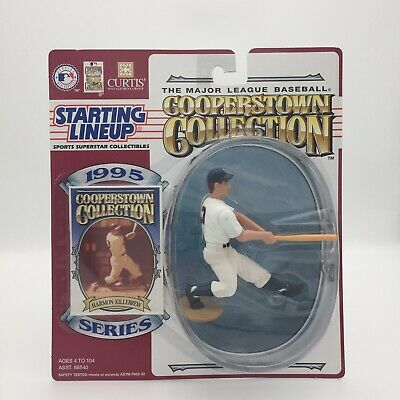 $9.99 • Buy MLB Cooperstown Collection *HARMON KILLEBREW* Starting Lineup Figure 1995 Kenner