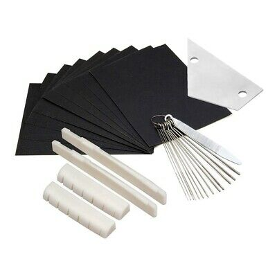 AU13.61 • Buy Guitar Tools Kit Repair Maintenance Accessories-Include 4 6 String Acoustic R2Q7