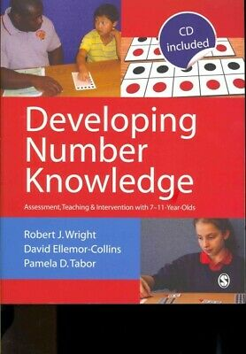 AU61.16 • Buy Developing Number Knowledge : Assessment, Teaching & Intervention With 7-11-Y...