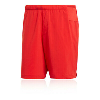 Adidas Mens Terrex Agravic Trail Shorts Pants Trousers Bottoms Red Sports • 38.65£