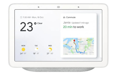 AU105 • Buy Google Nest Hub Chalk