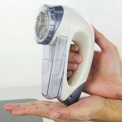 Sweater Fabric Shaver Lint Remover Electric Sweaters Clothes Defuzzer UK • 6.95£