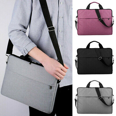 AU20.99 • Buy 15 Inch Laptop Shoulder Bag Case PC Waterproof Carrying Soft Notebook Cover AUS