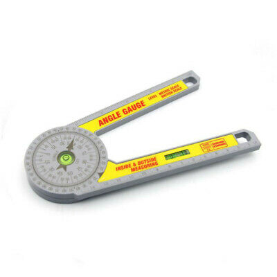 Table Saw Miter Gauge Protractor Angle Finder Measure Carpentry Measuring Tester • 7.84£