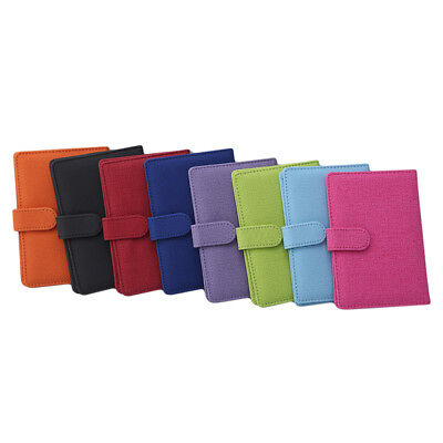 AU4.05 • Buy Women Short Passport Wallets Travel Luggage Cards Snap Closure Accessories YD