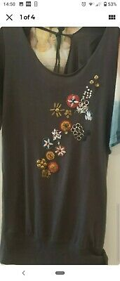 Desigual New Without Tags Size Large Top • 15£