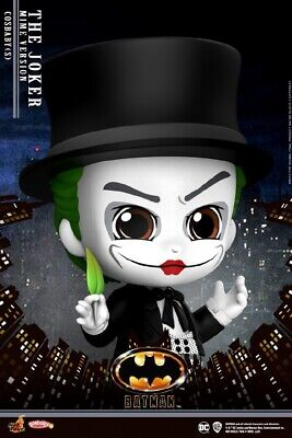 $ CDN37.67 • Buy Hot Toys COSB713 The Joker Mime Version Batman 1989 COSBABY Collectible Doll Toy