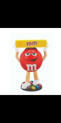 $450 • Buy New Mars M&M Candy Display RED