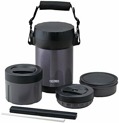 AU104.26 • Buy THERMOS JBG-1801 Bento Lunch Box/Hot Lunch/Plastic & Stainless Steel Japan New