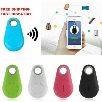 Smart Wireless Bluetooth 4.0 Key Finder ITag Anti Lost Tracker Alarm GPS Locator • 1.99£