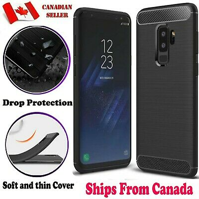 $ CDN6.45 • Buy For Samsung Galaxy S9 S8 Plus Case Heavy Duty Cover Shockproof Screen Protector