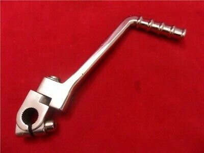 Stainless Steel Heavy Duty 16mm Kick Start For Pit Bike Engine. YX140 YX160 Z155 • 22£