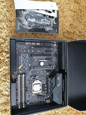 I5 6600k With Asus TUF Z270 Motherboard Mark 2 Bundle With Be Quiet! Cpu Cooler • 109£
