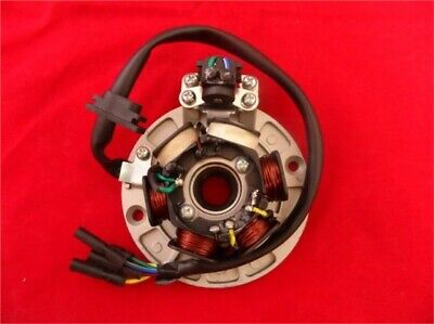 Stator Plate Only. For YX160 Pit Bike Engine. Genuine Part. 12 Volt. Outer Rotor • 27£