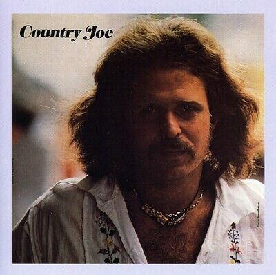 Mcdonald, Country Joe : Country Joe CD Highly Rated EBay Seller Great Prices • 12.99£