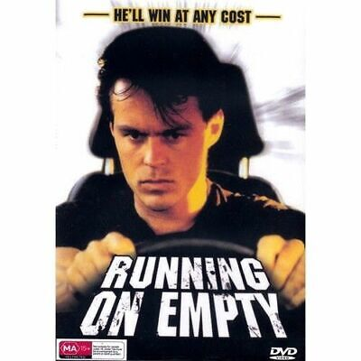 AU9.95 • Buy Running On Empty DVD Terry Serio New And Sealed Australia