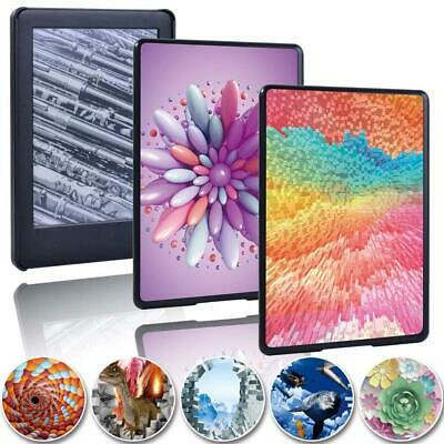 AU8.96 • Buy Printed 3D Art Tablet Cover Case For Amazon Kindle 8/10th Paperwhite 1/2/3/4