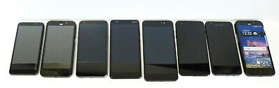 $ CDN263.63 • Buy LOT Of 8  ZTE LG NOKIA SAMSUNG ORBIC LOCKED Smartphone AS IS/CH35/12
