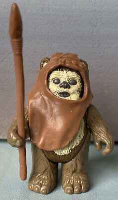 $ CDN9.25 • Buy Auction #46: Wicket - Vintage Star Wars Action Figure (1984), No COO