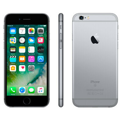 AU225 • Buy APPLE IPhone 6s 16GB 64GB FREE EXPRESS SHIPPING 12 MONTH WARRANTY FREE Returns