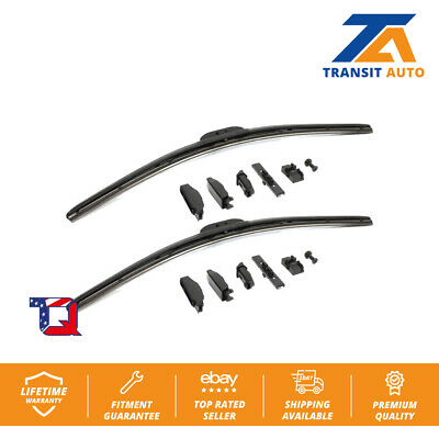 $ CDN26.28 • Buy Front FleXtreme Wiper Blade Set 26  & 26  Ford Fusion Mercedes-Benz Chevrolet Q7