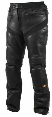 £777 • Buy Rukka Coriace Coraice Leather Waterproof Breathable Motorcycle Touring Trousers