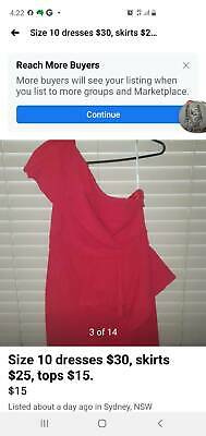 AU10 • Buy Size 10 Forever New And Sheike Clothes - $10 To $30 Each