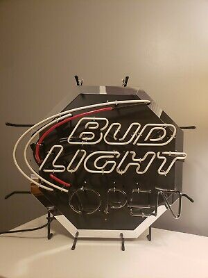 $ CDN325.85 • Buy Used Bud Light Neon Sign