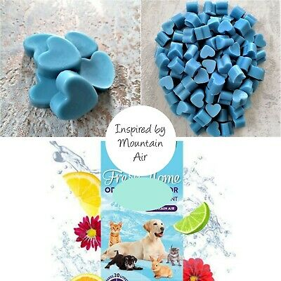 Soy Wax Melts - Zoflora Mountain Air - Highly Scented - Free Shipping • 2.29£