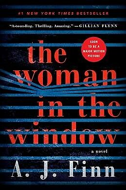 AU41.88 • Buy Woman In The Window, Hardcover By Finn, A. J., Brand New, Free Shipping