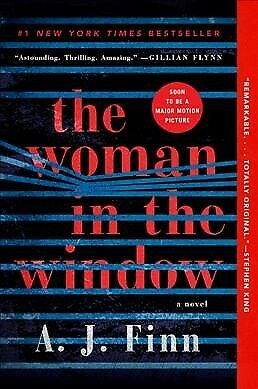 AU23.52 • Buy Woman In The Window, Paperback By Finn, A. J., Brand New, Free Shipping