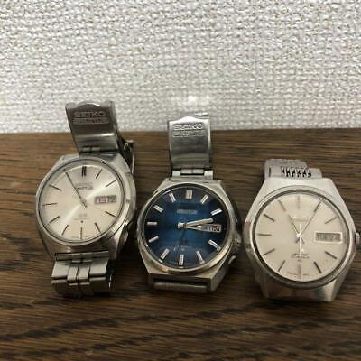 $ CDN381.56 • Buy Vintage Automatic SEIKO 3 Watches (Two 5Actus, One LM Special)