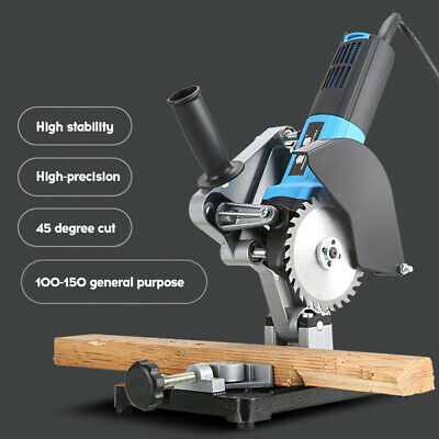 Angle Grinder Refitted Table Polisher Machine Saw Cutting Hand Grinder I7Z1 • 17.58£