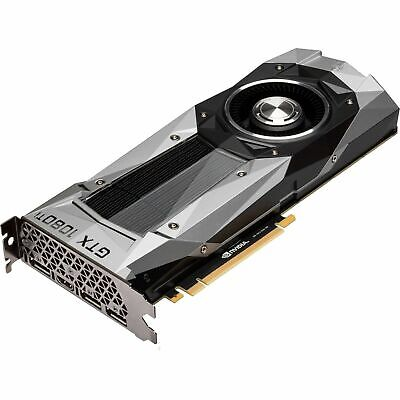 $ CDN1333.40 • Buy NVIDIA GeForce GTX 1080 Ti Founders Edition 11GB Video Card
