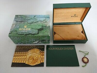 $ CDN167.49 • Buy  ROLEX DATEJUST 16200 Watch Box Case 68.00.71 Booklet Red Tag 740036