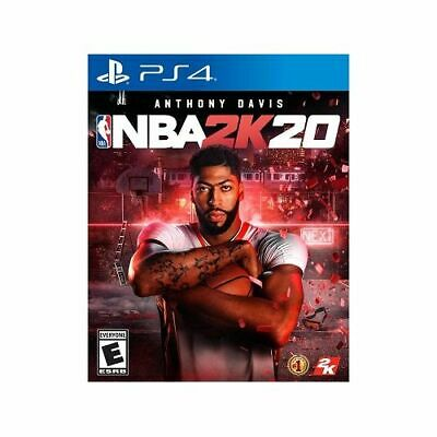 $ CDN65.90 • Buy NBA 2K20 PS4 - For PlayStation 4 - Sports Game - Rated E (Everyone) - Features T